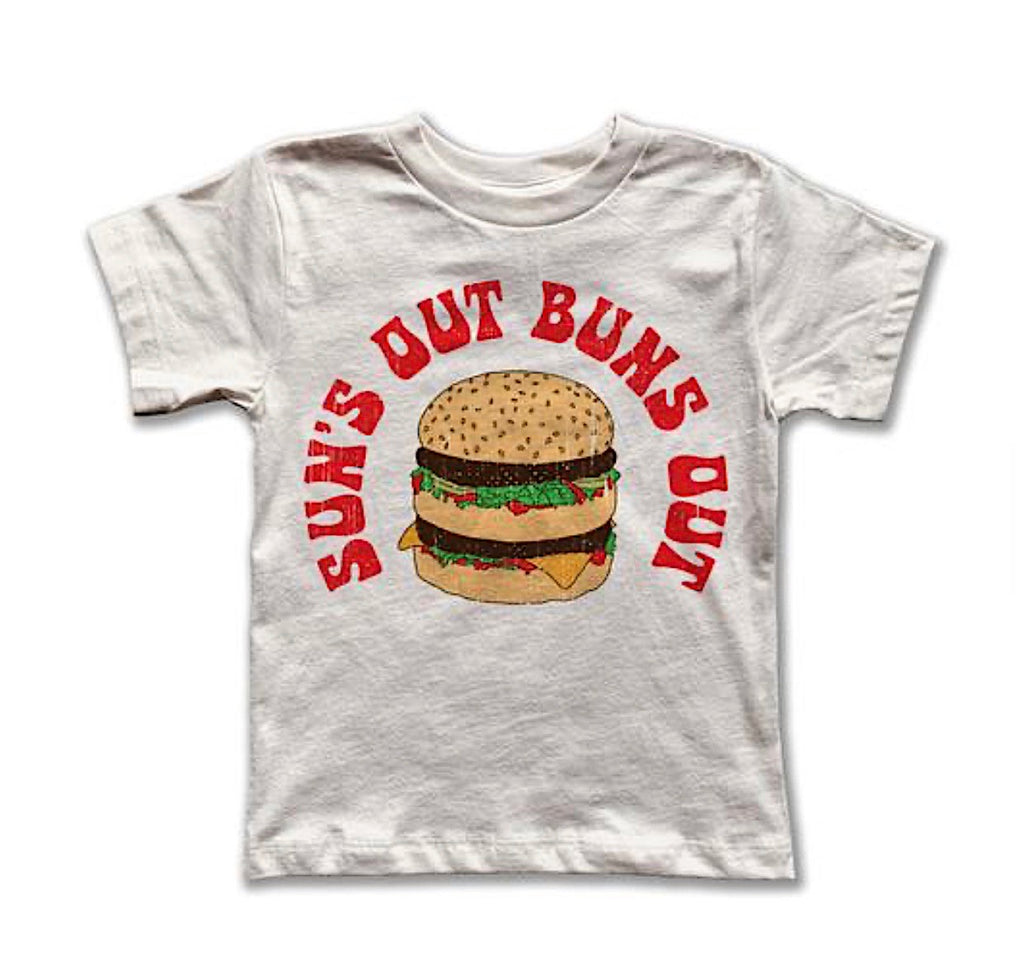 SUN'S OUT BUNS OUT TEE
