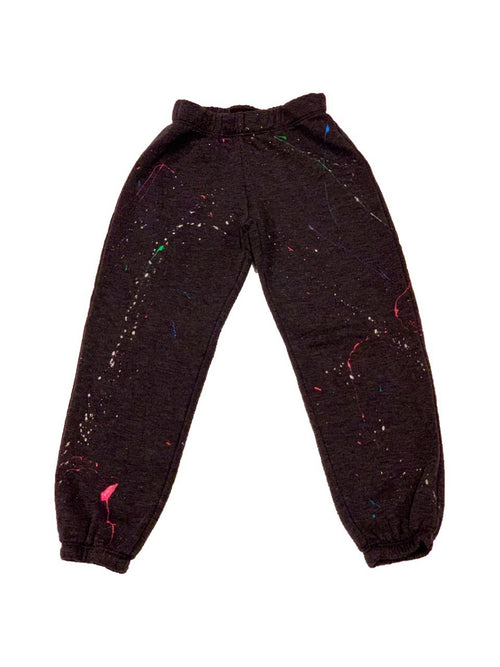 FIREHOUSE NEON SPLATTER SWEATPANTS