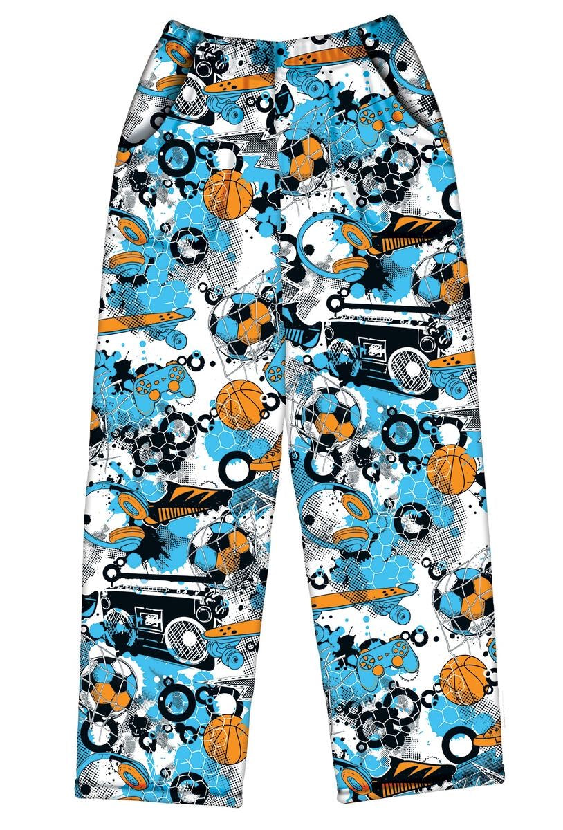 IScream Street Sports Plush Pants