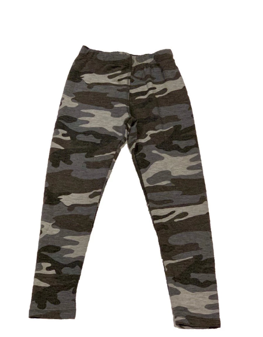 T2LOVE Camo Leggings