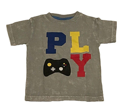 Mish Mish Play Remote Control Heather Tee Shirt