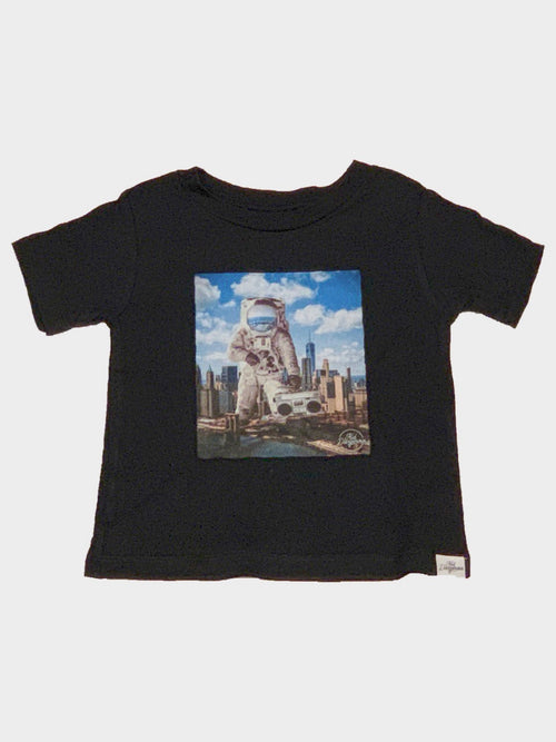 Astro New York Black T-Shirt