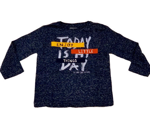 TODAY IS L/S TEE