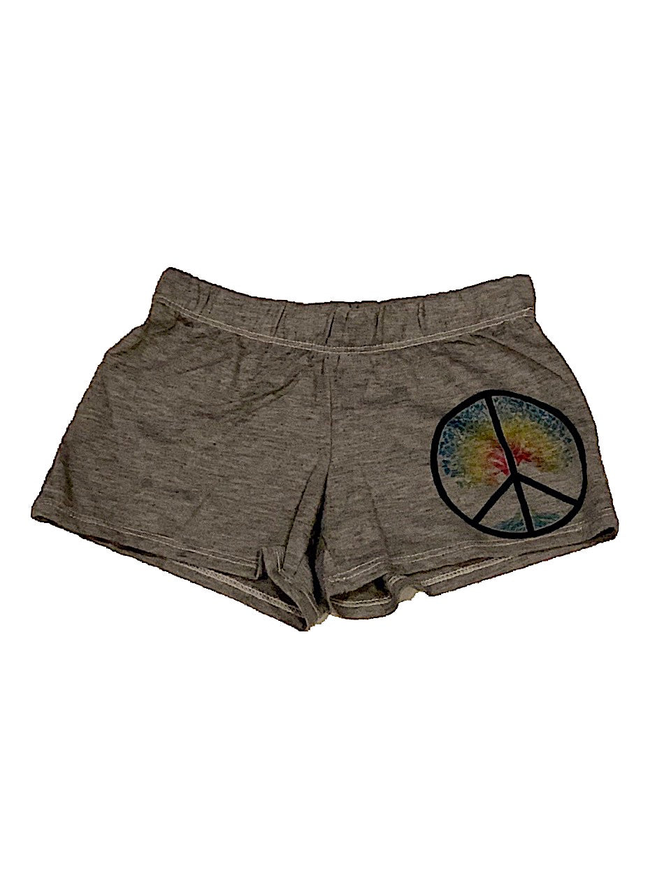 Firehouse Grey Peace Shorts