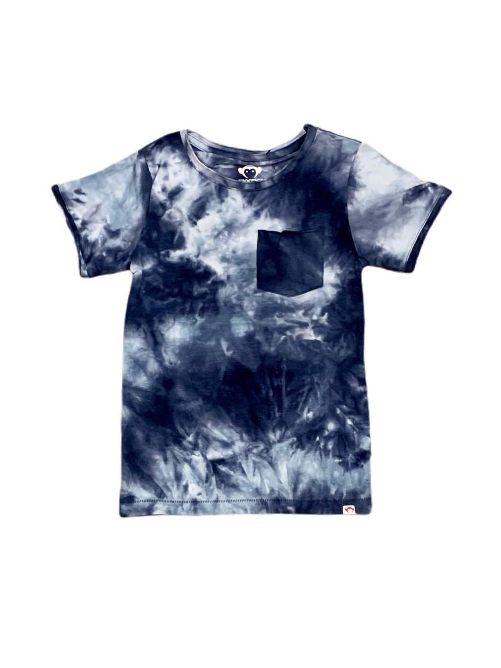 Appaman Navy Tie Dye Tee Shirt