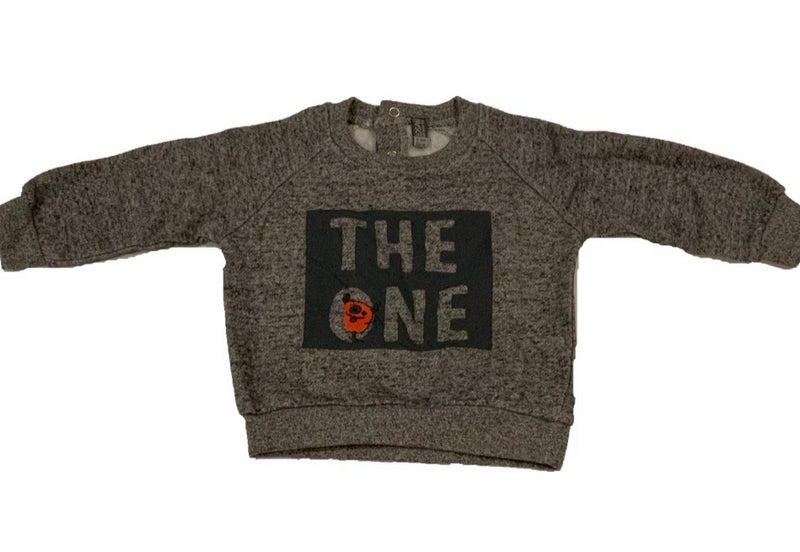 Losan Boys Gray The One Sweatshirt