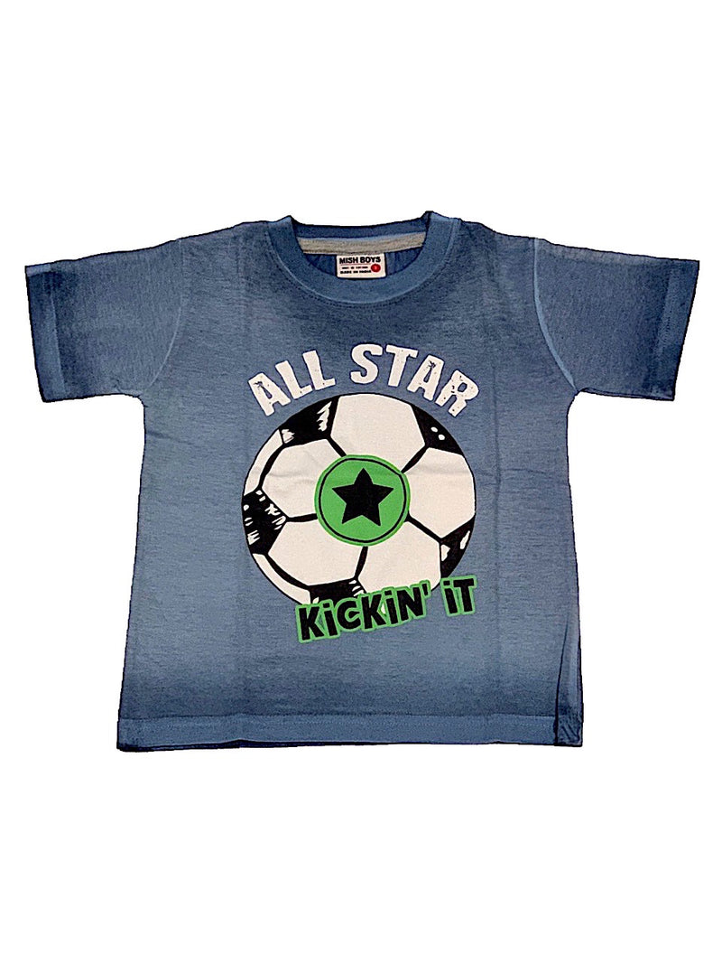Mish Mish All Star Soccer T-Shirt