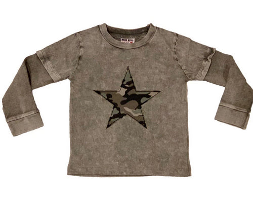 Mish Mish Coal Enzyme Star Shirt