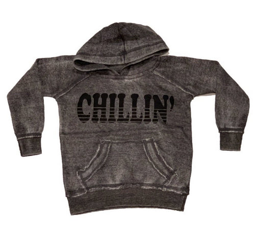 Vintage Havana Boys Steel Grey Chillin Pullover