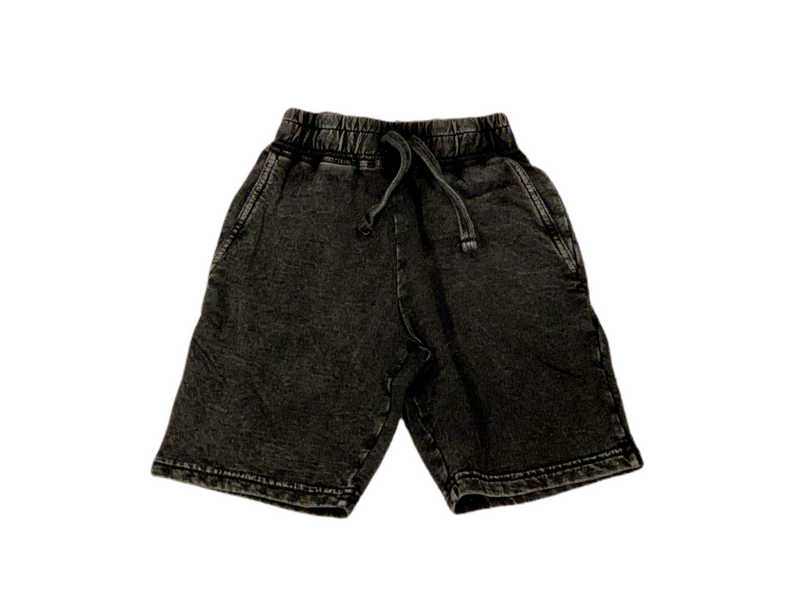 Mish Mish Enzyme Shorts - Black