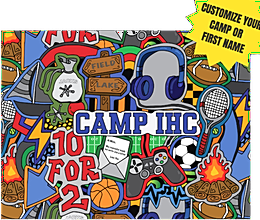 Kicks By Sammy Camp Boy Blanket