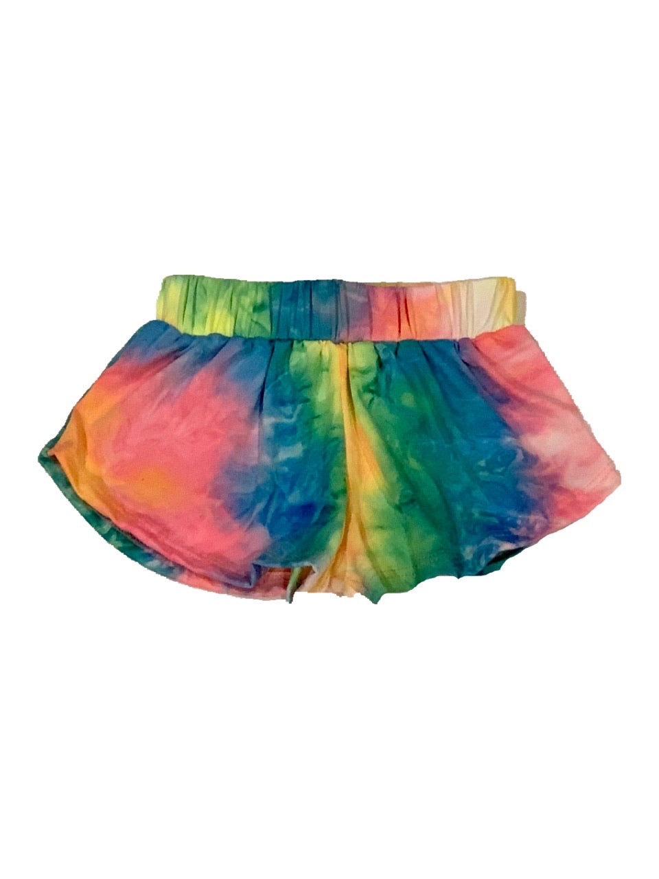 Dori Creations Bright Neon Running Shorts