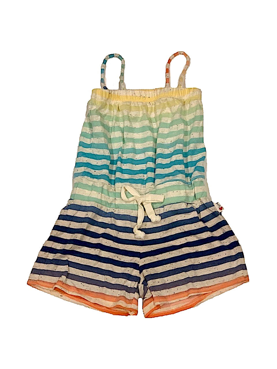 T2Love Romper with Drawstring