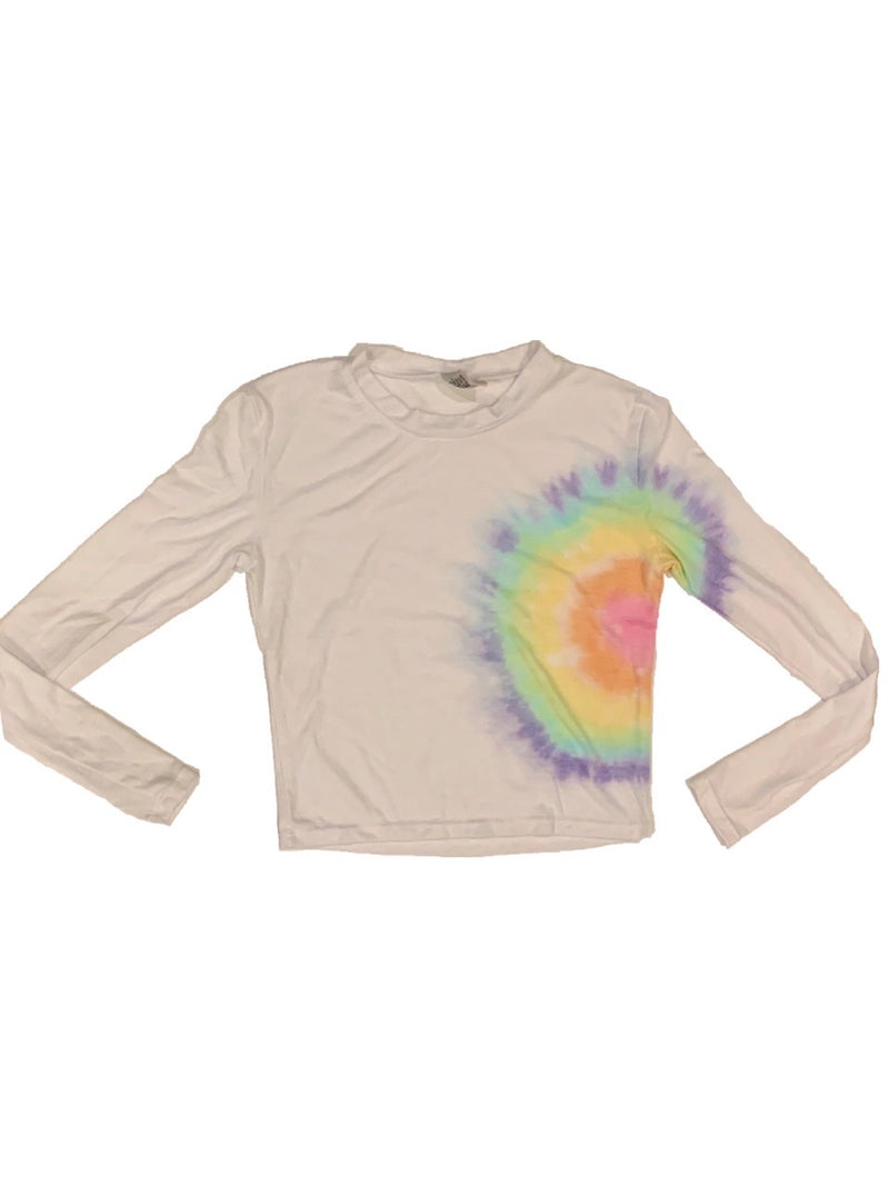 Firehouse York Tie Dye Long Sleeve Tee