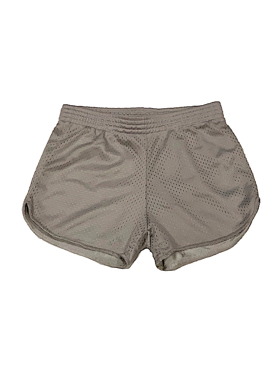 Firehouse Silver Mesh Shorts