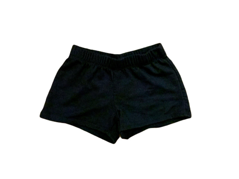 Firehouse Black Gym Shorts