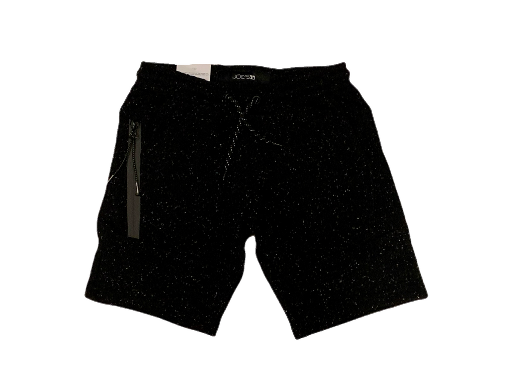 Joe's Jeans French Terry Jogger Shorts - Black