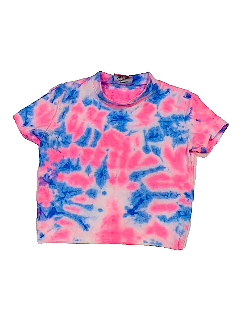 Firehouse Cotton Candy Tie Dye Tee