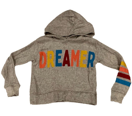 Play Six Grey Dreamer Hoody