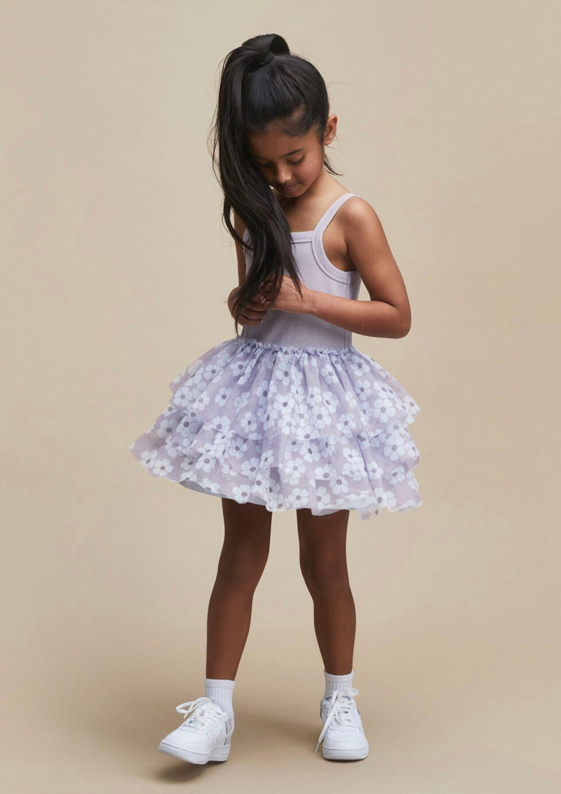 Huxbaby Floral Summer Ballet Dress