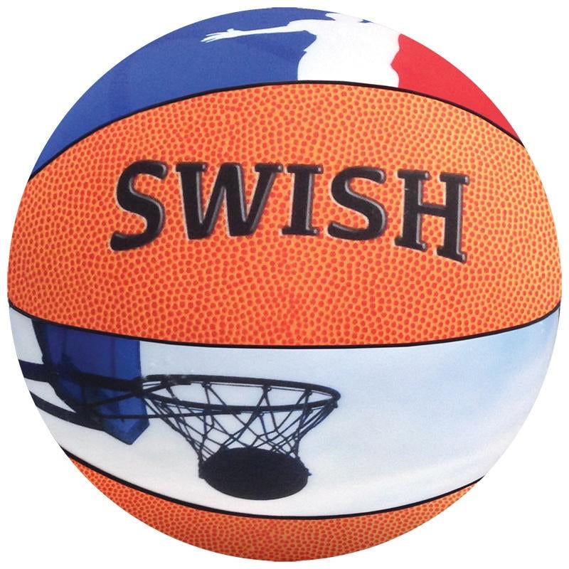 IScream Basketball 3D Microbead Pillow