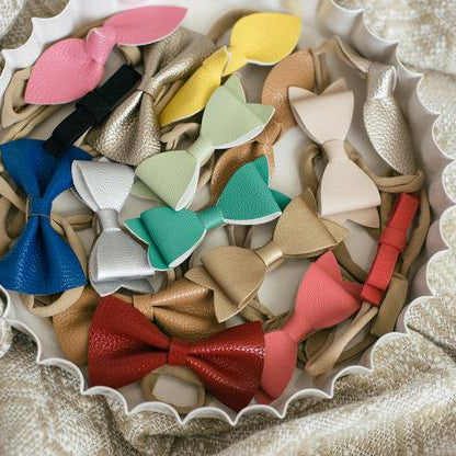 How to Store Baby Bows