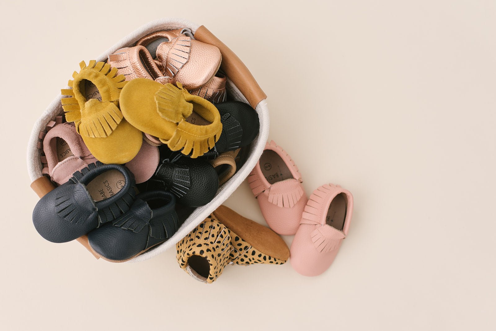 How to Style Baby Moccasins: 6 Outfit Ideas
