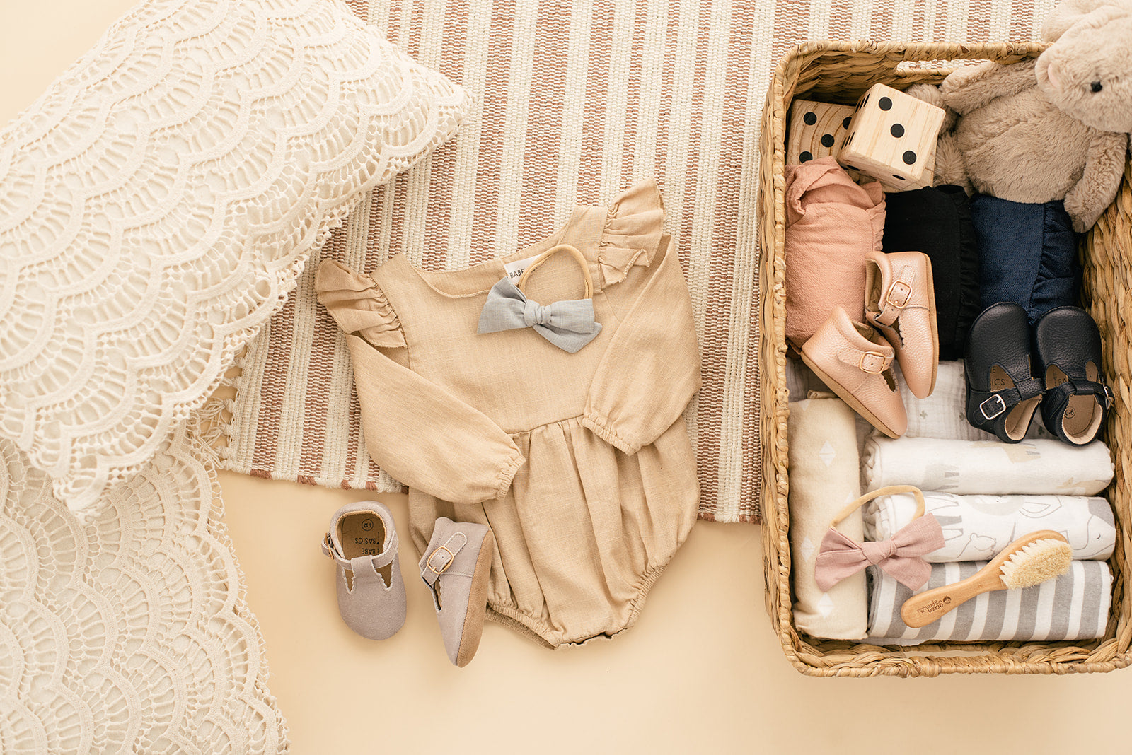 5 Things to Do With Old Baby Clothes