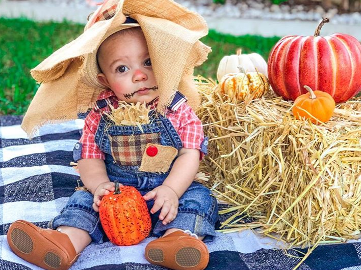 Easy Last Minute Baby & Toddler Halloween Costumes