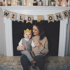 where the wild things are baby birthday party outfit