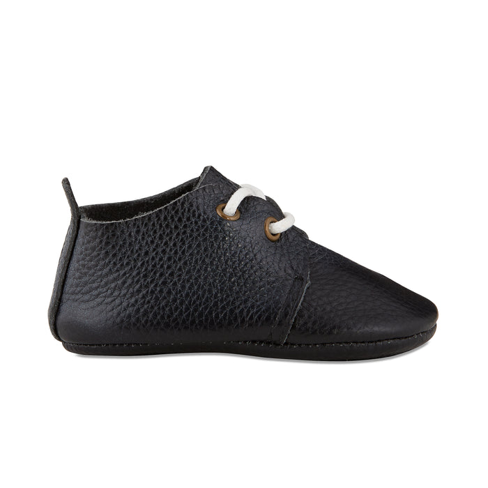 Split Sole Oxford -  ONYX - Babe Basics