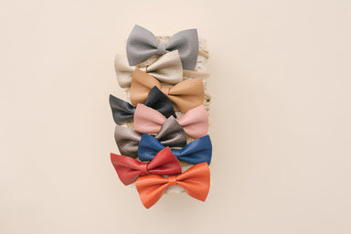 Bubble Bow Headband
