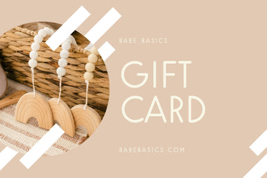 Gift Card - Babe Basics