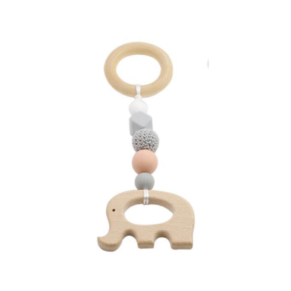 Handmade Teething Pendant