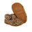 Soft-Sole Leather Mary Jane Moccasins - LEOPARD