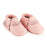Signature Leather Moccasins - LIGHT PINK