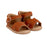 Tawny Leather Sandals