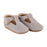 Soft-Sole Leather Mary Jane Moccasins - GREY SUEDE