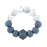 Marble & Grey Teething Rattle - Babe Basics