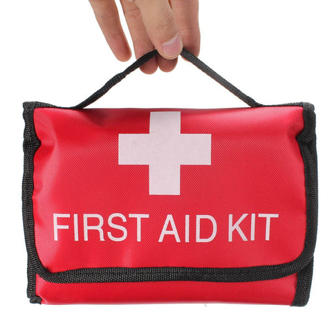 NEW Outdoor  Survival First Aid Kit Medical Rescuing Bag - Free Shipping