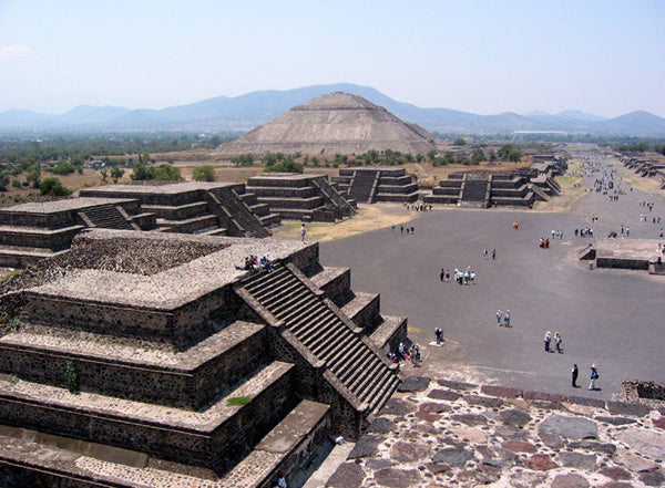 Teotihuacan IS Heliopolis