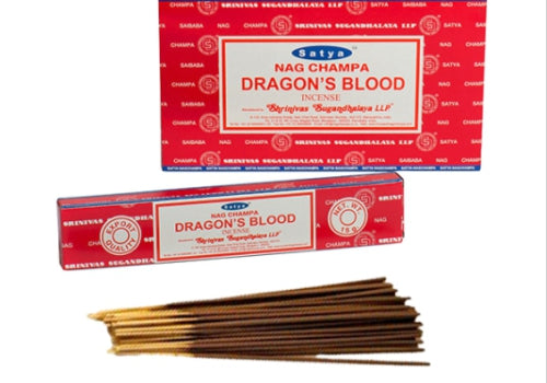 Dragon's Blood 180 Gram Box- Satya Sai Baba Incense