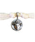 Peace of Mind silver charm bracelet - Catherine Michiels