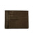 Brown shagreen card holder - Large size - Galerie Galuchat