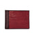 card holder red shagreen recto