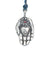 Mana Hand pendant in silver, ruby ​​and diamond - Catherine Michiels