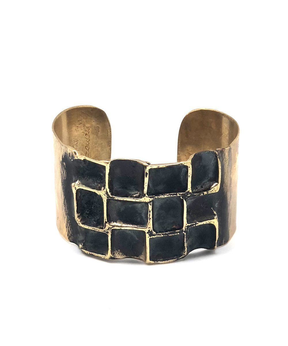 Arisztid Szendy cuff-oxidized-black.jpg