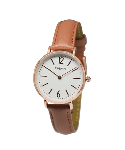 LESSisRARE Frenchic leather watch Ines from the Fressange Box