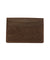 Brown shagreen card holder - Galerie Galuchat