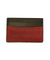 Card holder in red shagreen - Galerie Galuchat